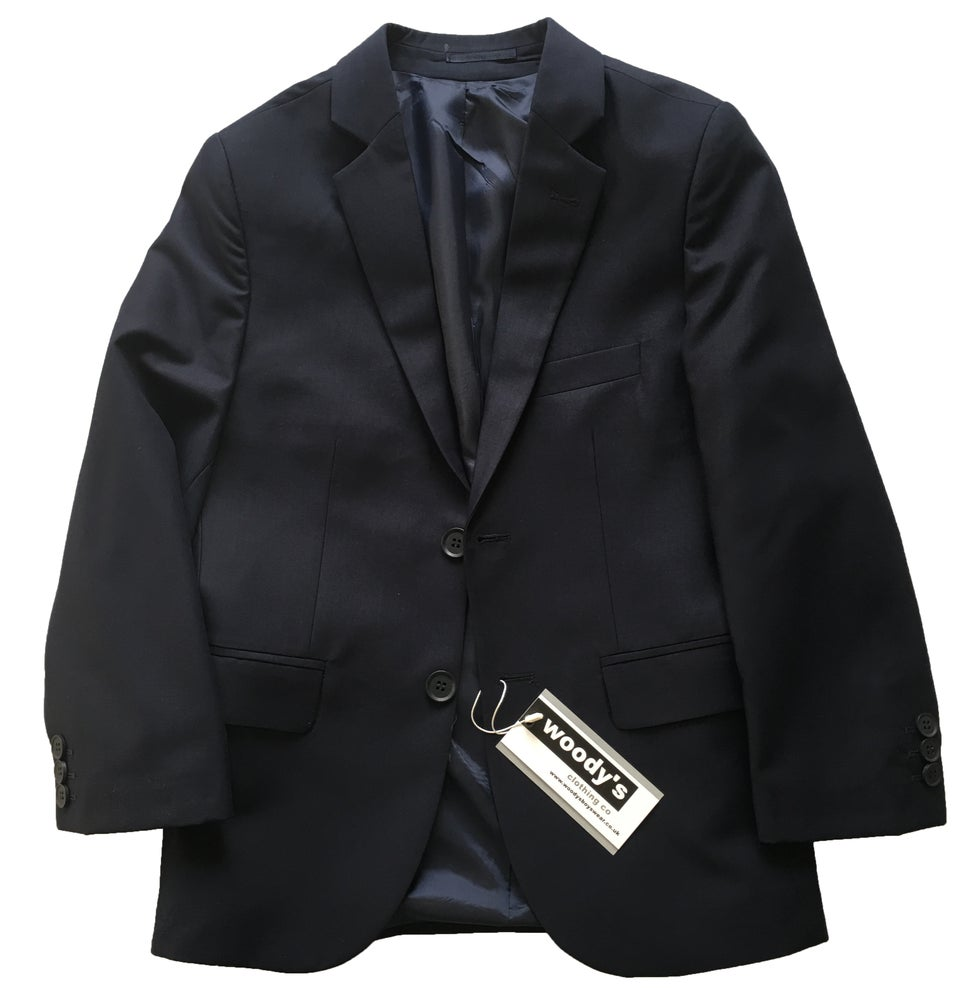Image of Navy Suit