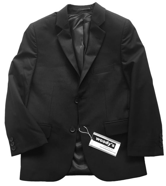 Image of Black Jacket