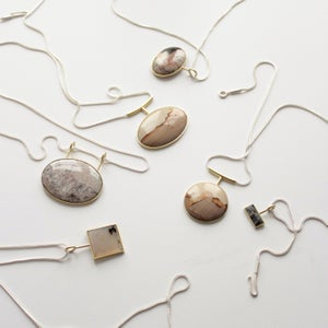 Image of AGATE PENDANTS