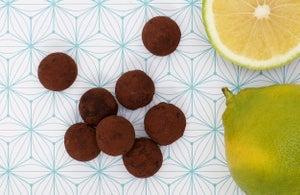 Image of Bergamot truffles
