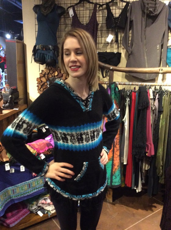 Image of Alpaca Sweaters