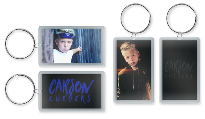 Image of BAE BACK & Bandana Keytag Pack
