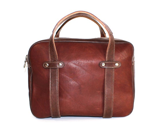 Image of INFINITY BAG - BROWN
