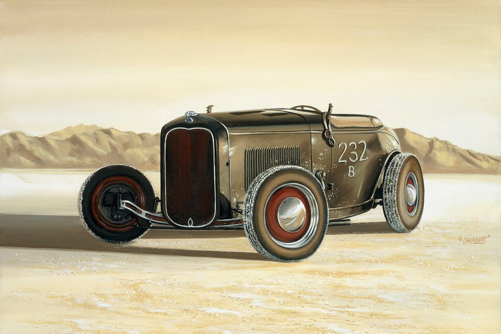 Image of Salt Flats Roadster
