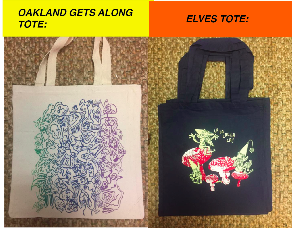 Image of TOTES! TOTALLY TOTES!