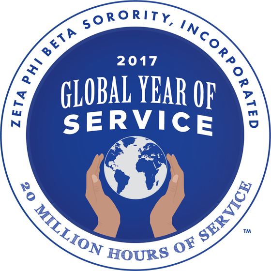 Image of Global Year of Service Button