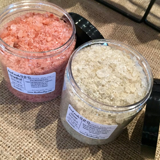 Image of Mineral Bath Salts