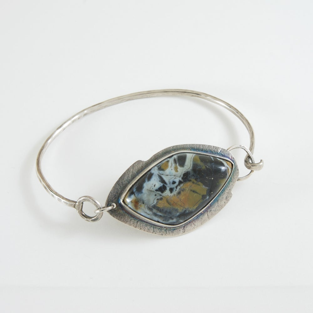 Image of Stone Canyon and Sterling Silver Bracelet