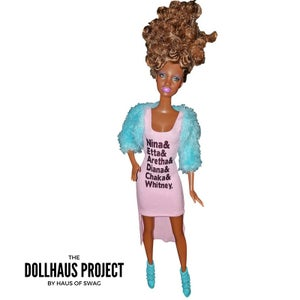 Image of R & B Divas | Fashion Collector Doll
