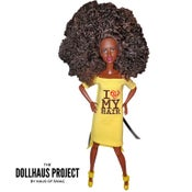 Image of I Love (Ell-Oh-Vee-Ee) My Hair | Fashion Collector Doll