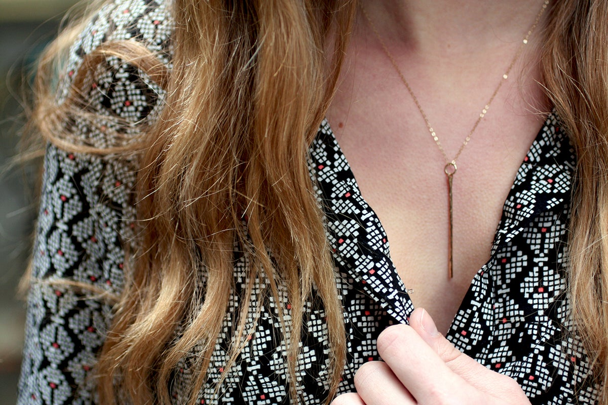 Image of Palo necklace