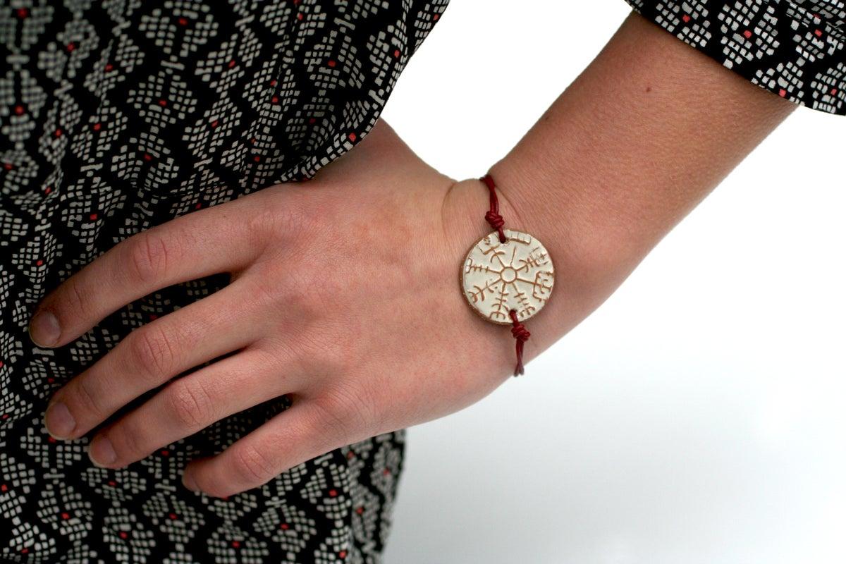 Image of Vegvisir Bracelet