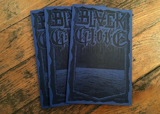 Image of BLACK GLOVE 'ZINE issue 3
