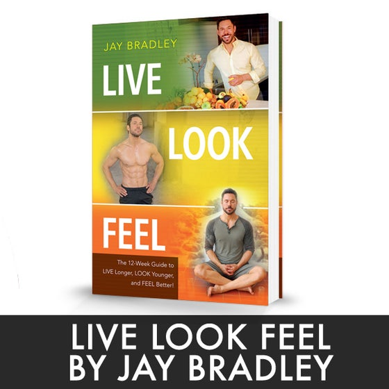Image of Live Look Feel By Jay Bradley