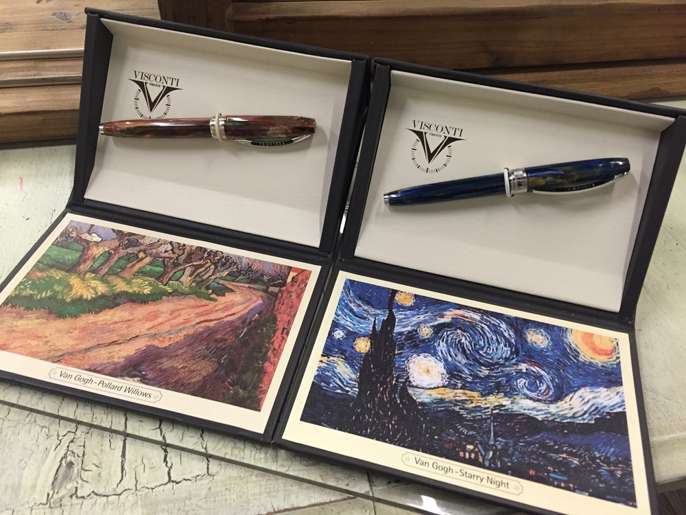 Image of Visconi Van Gogh Pens