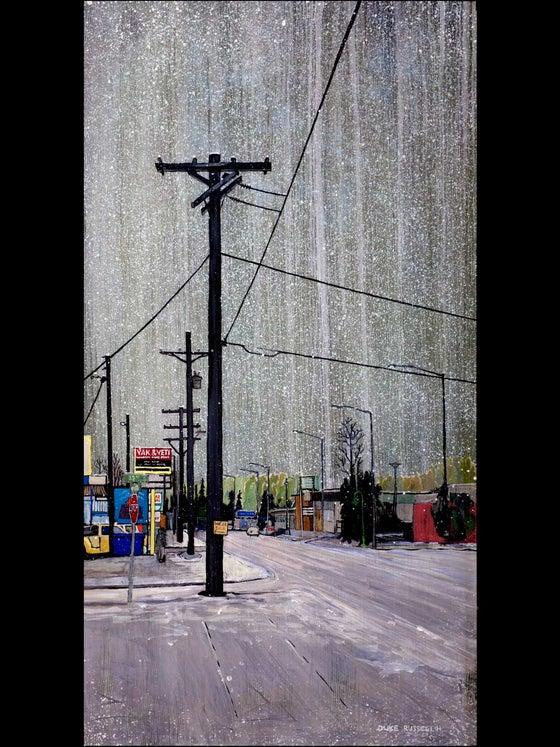 Image of Telephone Pole