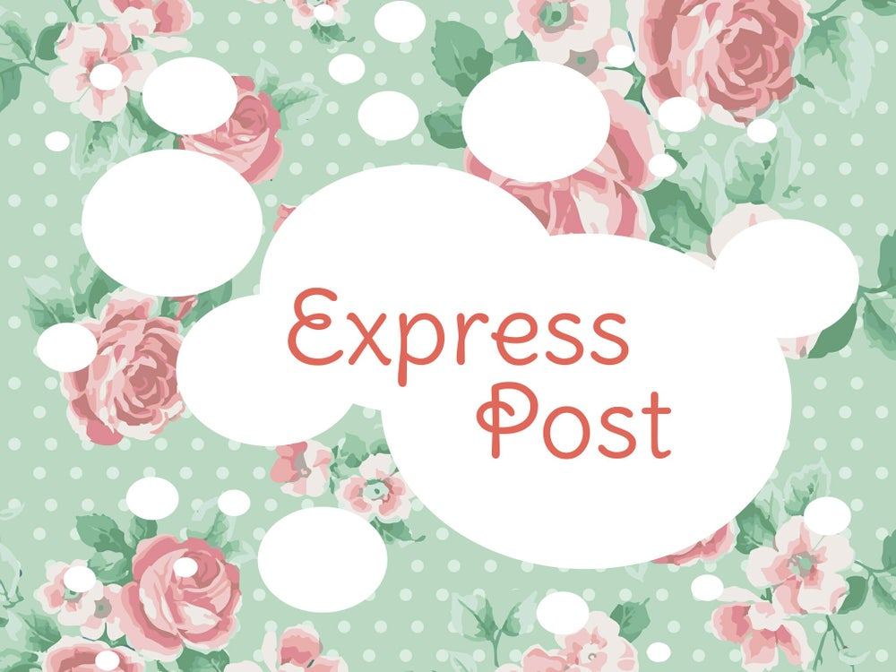 Image of Express Shipping Aus Wide