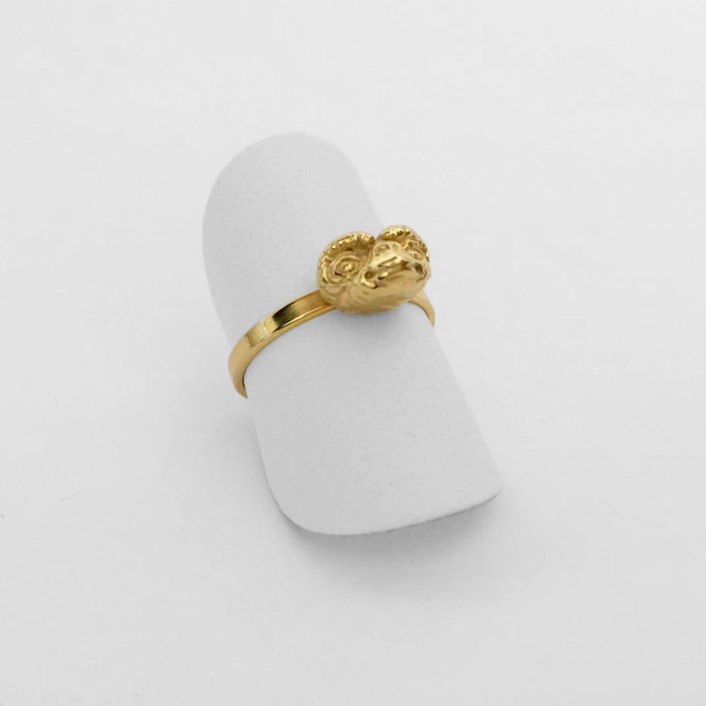 Image of ET Gold Ring  / Anillo ET Oro