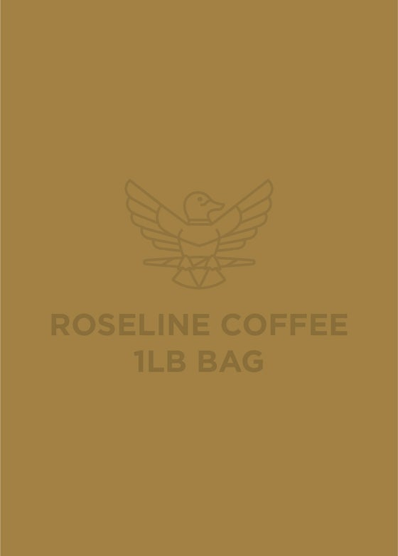 Image of Roseline Coffee — 1lb Bag