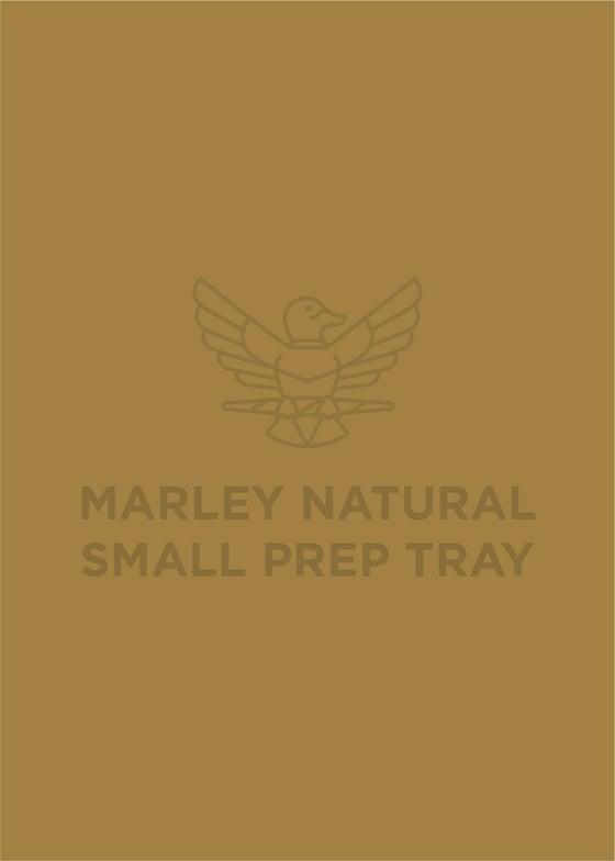 Image of Marley Natural Small Prep Tray