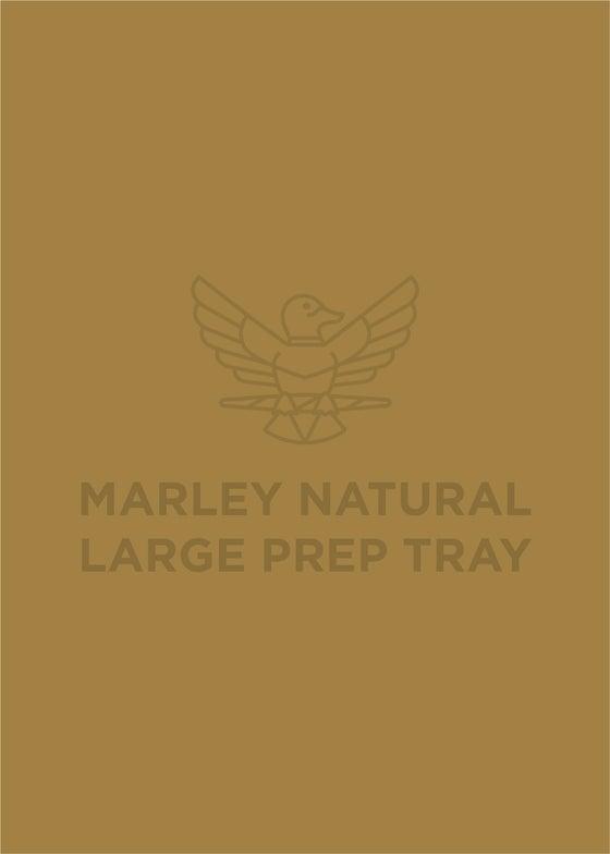 Image of Marley Natural Large Prep Tray