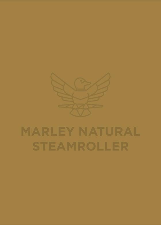 Image of Marley Natural Steamroller
