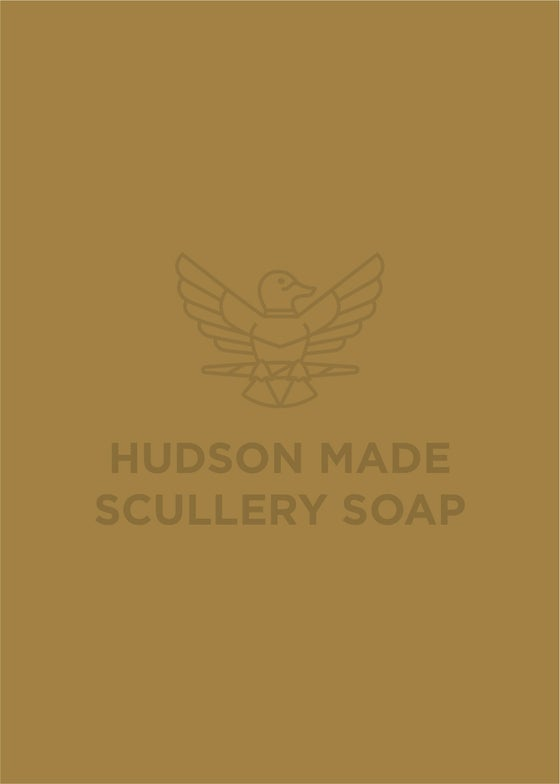 Image of Hudson Made Scullery Soap
