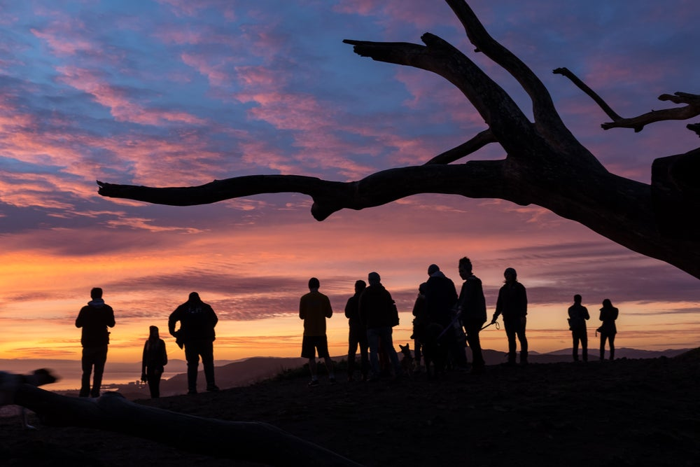 Image of The Photowalk at Sunrise