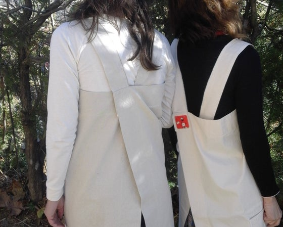 Image of Davantal Cotó / Delantal de algodón