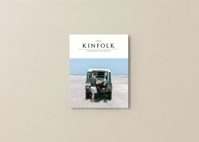 Image of KINFOLK volume 9