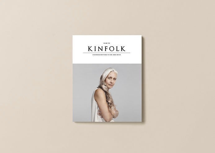 Image of KINFOLK volume 10