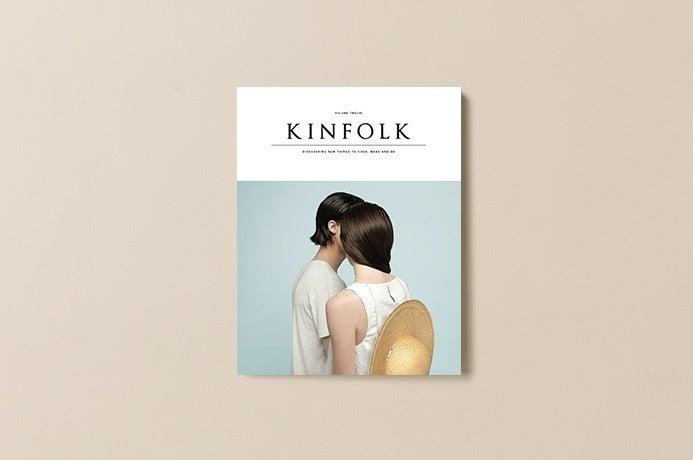 Image of KINFOLK volume 12