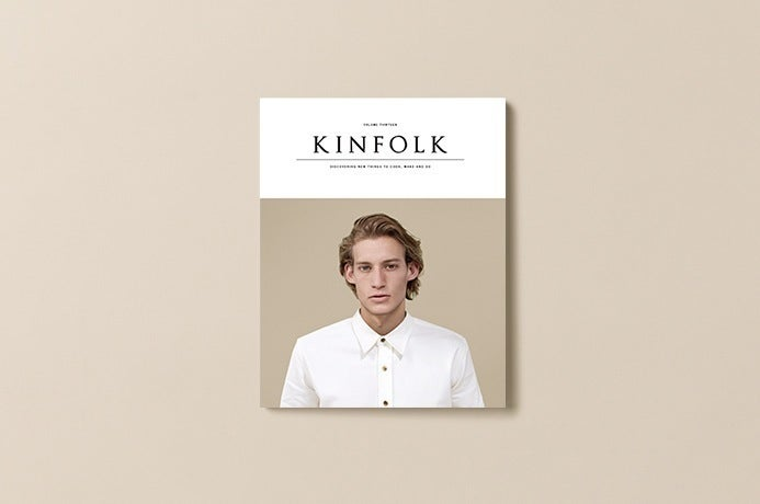 Image of KINFOLK volume 13