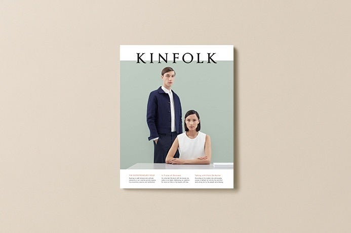 Image of KINFOLK volume 15