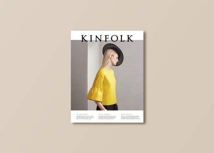Image of KINFOLK volume 20