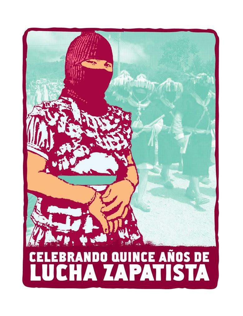 Image of Quince Anos de la Lucha Zapatista (2008)