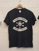 Image of Skull & Guitarbones Logo Shirt