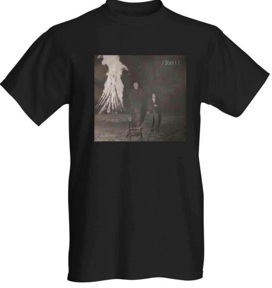 Image of 7 Deadly 7 - T-Shirt