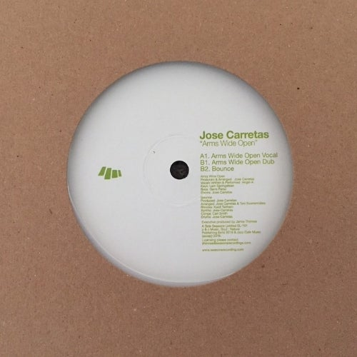 Image of Jose Carretas 'Arms Wide Open' Seasons Limited