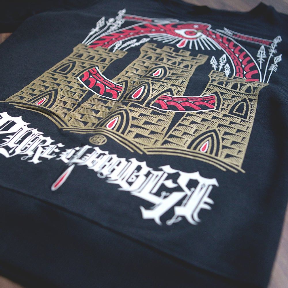 "Image of ""lindworm"" Crew Neck"