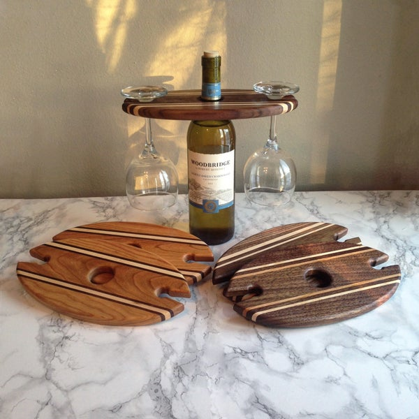 Image of Wine display