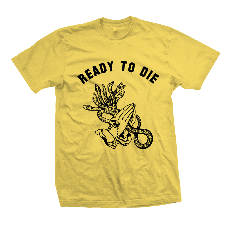 Image of READY TO DIE - short sleeve