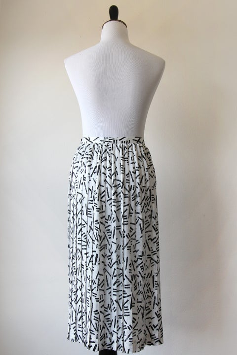 Image of SOLD Do A Happy Jig Skirt