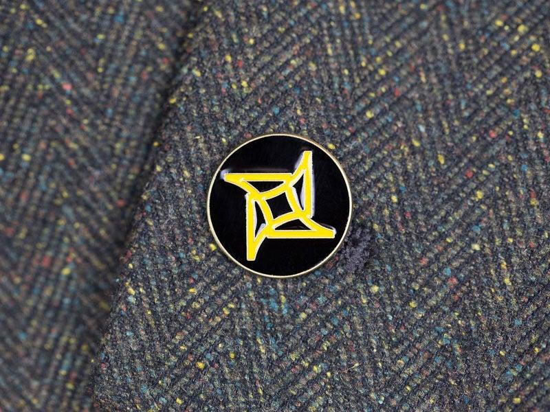 Image of IME logo pin