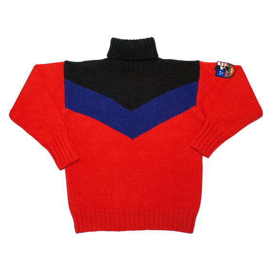 Image of Polo Ralph Lauren Suicide Ski Sweater Turtleneck