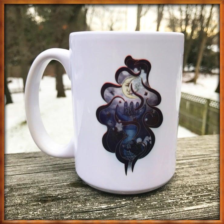 Image of Blue Dream Tree Mug