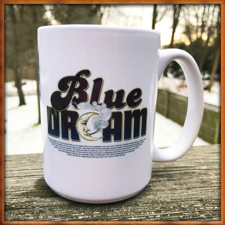 Image of Blue Dream Tree Mug