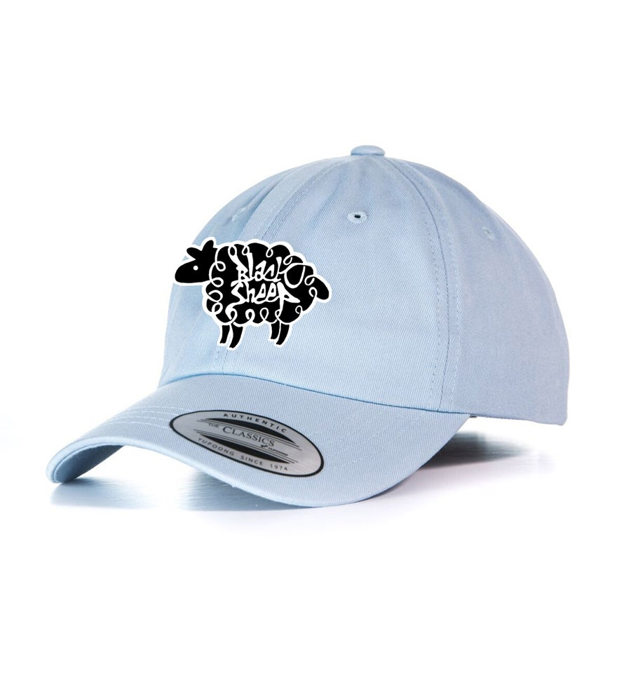 Image of LOGO BUCKLE CAP (SKY)