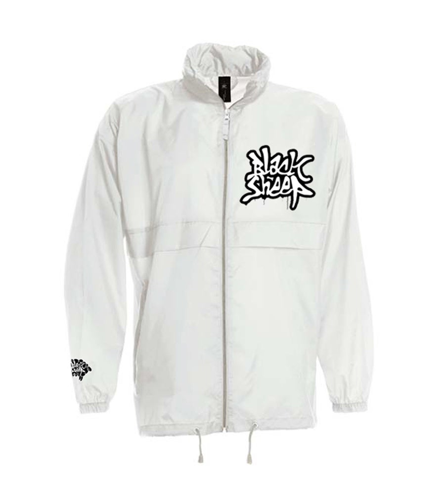 Image of DRIP LIGHTWEIGHT JACKET (SNOW)