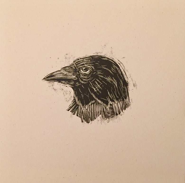 Image of Reconstructed Crow